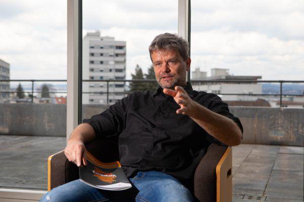 Thomas Neubacher beobachtet die Drogensituation im Land seit vielen JahrenHartinger