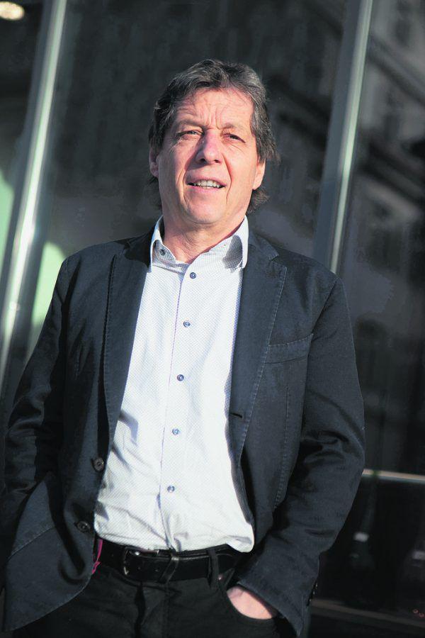 Vorstandssprecher Bernd Bösch kann einer zumindest vorerst gesicherten Austria-Zukunft entgegenblicken. Klaus Hartinger
