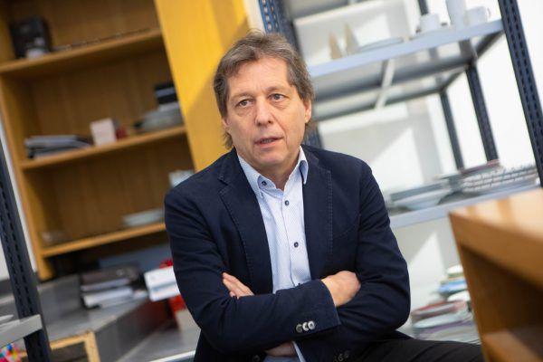 Vorstandssprecher Bernd Bösch.hartinger