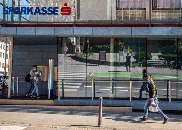 1,1 Milliarden Euro an Neukrediten vergaben die Sparkassen im Jahr 2020.Hartinger