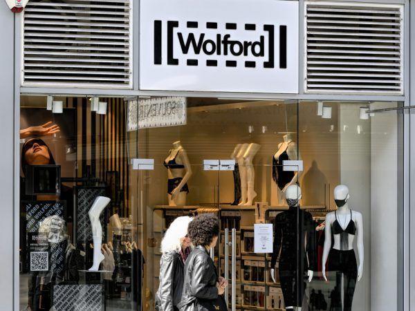 2020 gab es einen herben Umsatzeinbruch bei Wolford.apa