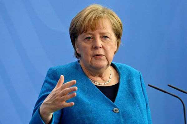 Angela Merkel.Reuters