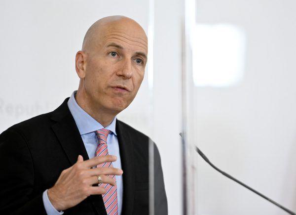 Arbeitsminister Martin Kocher. apa