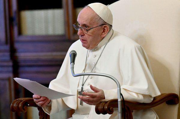 Bei der Kommunikation im Internet mahnte der Papst mehr Kritikbewusstsein ein. Symbolbild/AFP