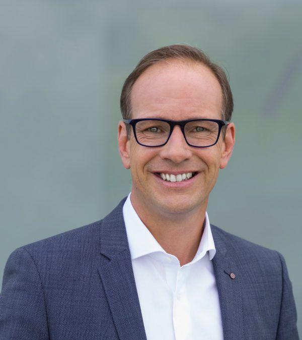Bürgermeister Dieter Egger.Stadt Hohenems