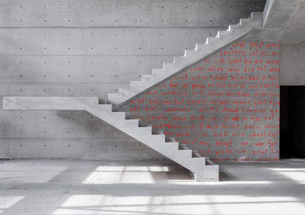 Das Kunst-und-Bau- Projekt von Fulterer und Scherrer.Gabriele Fulterer/Christine Scherrer