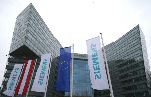Die Siemens-Zentrale in Wien. APA