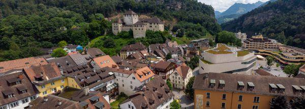 Die Stadt Feldkirch trotzte der Krise. hartinger