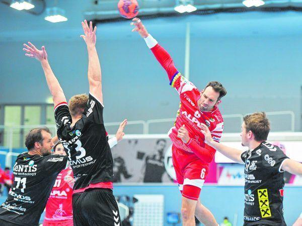 Dominik Schmid und Co. feierten einen souveränen Sieg.GEPA/Lerch (2)