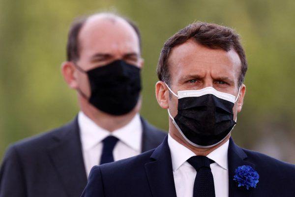 Emmanuel Macron. AFP