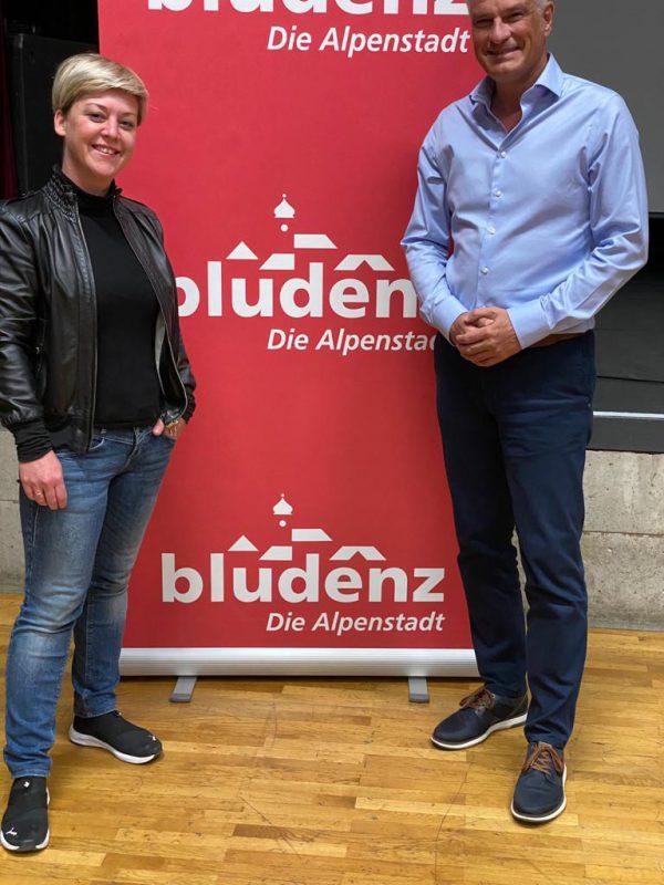 Eva Peter wird Vizebürgermeisterin in Bludenz werden.SPÖ Bludenz