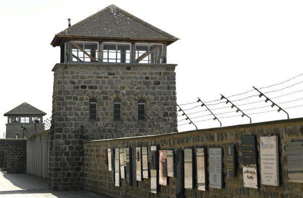 Das KZ Mauthausen wurde am 5. Mai 1945 von den Amerikanern befreit. APA, Vorarlberger Landtag