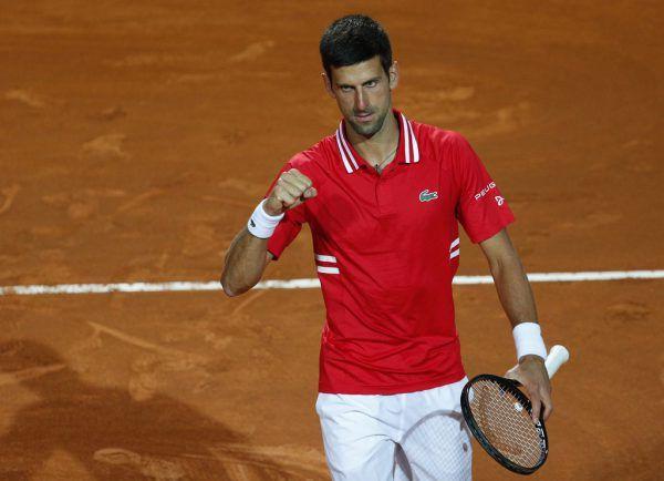 Für Djokovic wäre es der sechste Titel in Rom.reuters