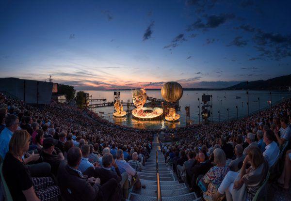 Geht es nach dem Landeshauptmann, werden im Sommer die Festspiele in vollem Umfang stattfinden.Stiplovsek