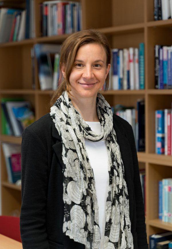 Katrin Paldán ist die Vorsitzende der Forschungsethik-Kommission der FH.Dietmar Stiplovsek