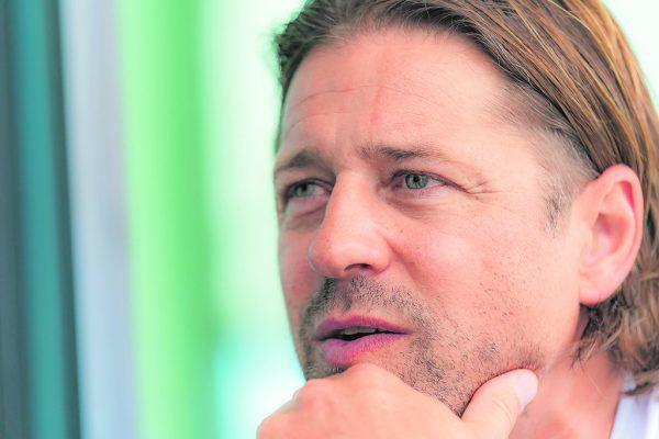 Kolvidsson ist ein Trainerkandidat bei Austria Lustenau.Klaus Hartinger