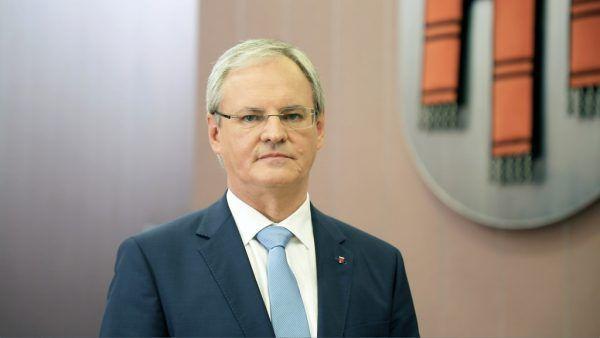 Landtagspräsident Harald Sonderegger kann dem neuen Format durchaus Positives abgewinnen. Vorarlberger Landtag