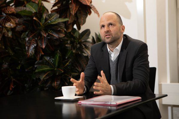 LR Marco Tittler.Klaus Hartinger