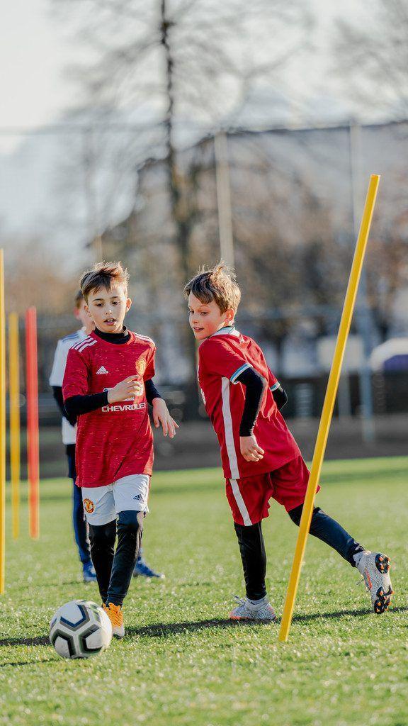 Per Schnuppertraining sollen wieder mehr Kinder zum Fußball kommen. VfB hohenems