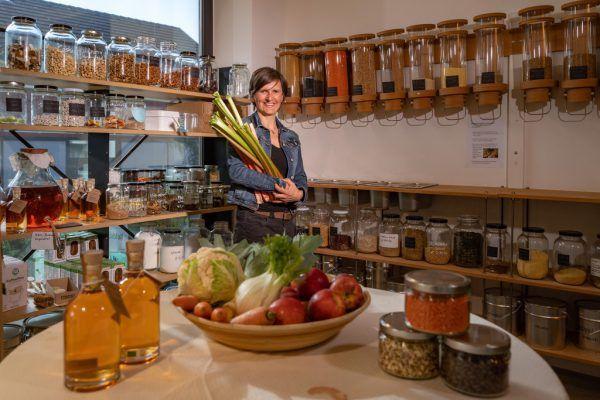 Tamara Rohner legt besonders großen Wert auf Nachhaltigkeit. STiplovsek