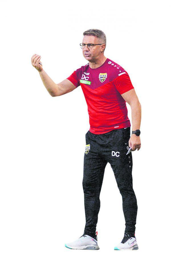 Trainer Damir Canadi sorgte für einen Formanstieg bei den Altachern und erreichte das Ziel Klassenerhalt.apa