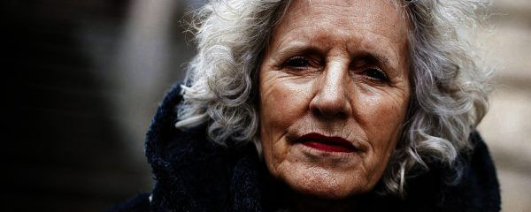 Ulrike Edschmid wurde 1940 in Berlin geboren. KK