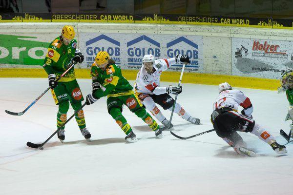 VEU Feldkirch, EHC Lustenau und der EC Bregenzerwald bekommen in der AHL Zuwachs.steurer