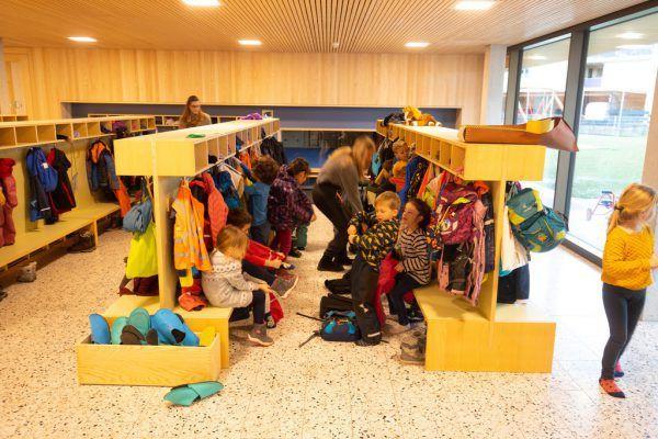 Zahlreiche Gemeinden im Land erhalten zusätzliche Förderungen für die Personalkosten in den Kindergärten.Symbolbild Klaus Hartinger