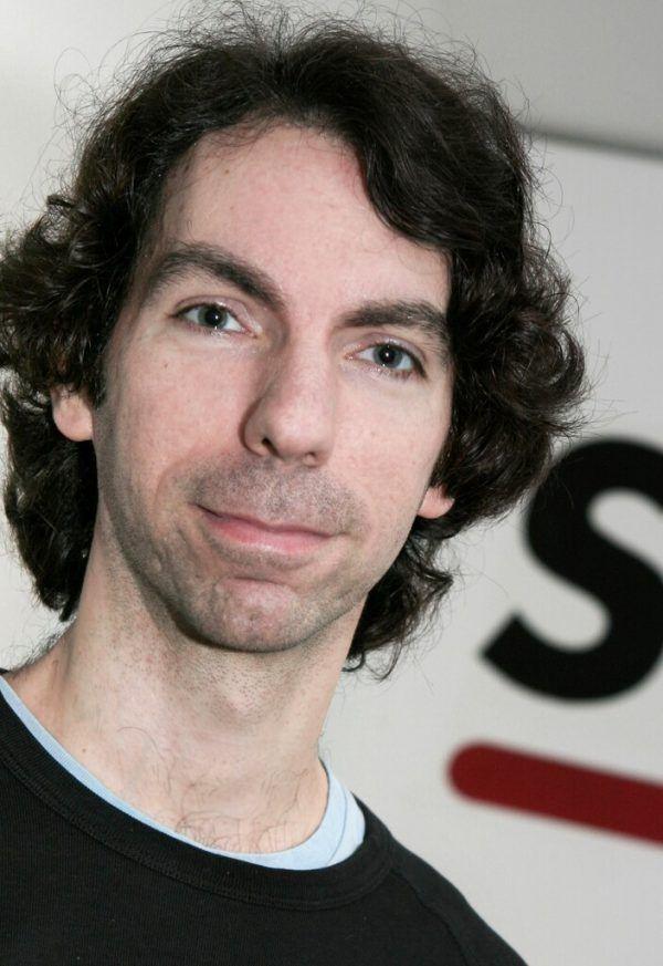 Alexander Pollak von SOS Mitmensch.Wasner