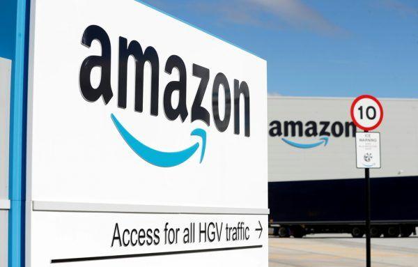 Amazon ist auf der Suche nach neuen Standorten.Symbolbild, REUTERS
