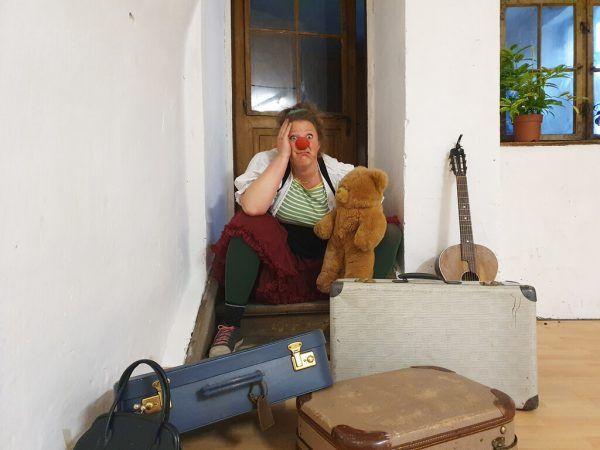 "Clownfrau ""Lillilu"". Veranstalter"