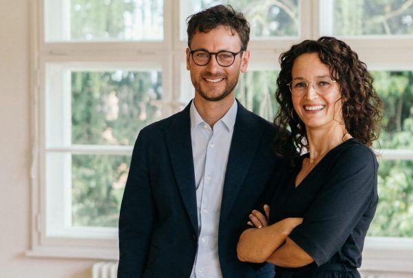 Daniel Zadra und Eva Hammerer.Kirstin Tödtling