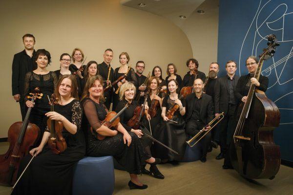 Das Barockorchester Concerto Stella Matutina.Marcello Girardelli