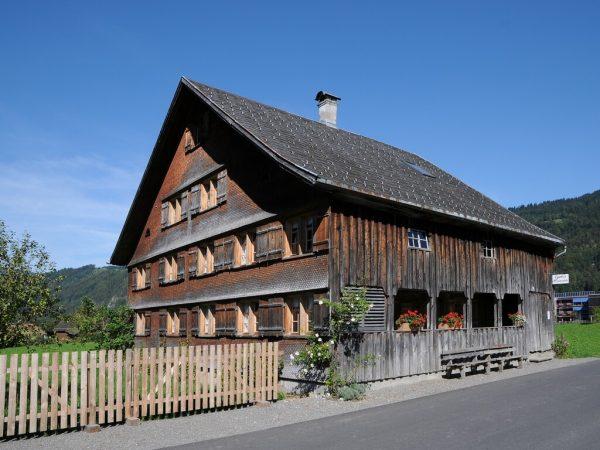 Das Heimatmuseum Bezau.Boehringer Friedrich/Dehio/Wikimedia