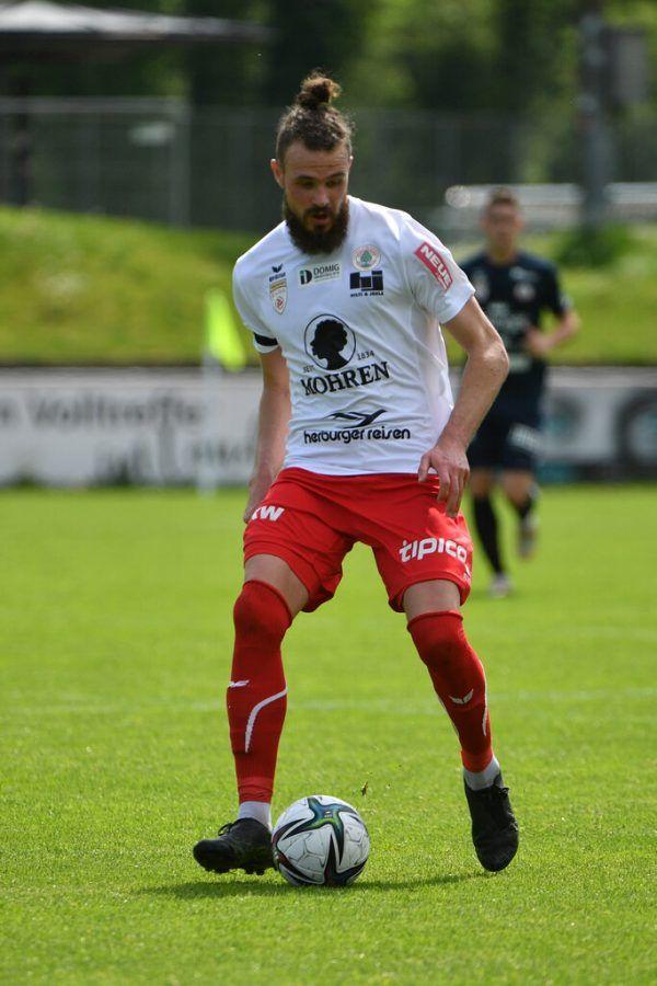 Deniz Mujic verlässt den FC Dornbirn.gepa/lerch