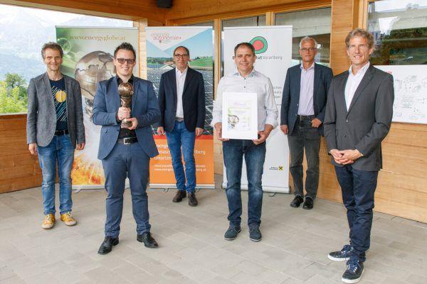 Der Energy Globe ist der weltgrößte Umweltpreis. Der Vorarlberg-Ableger wird vom Energieinstitut Vorarlberg kuratiert. Energieinstitut