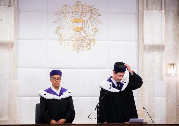 Der Verfassungsgerichtshof beendete das Recht auf Volksinitiative.Georg Hochmuth