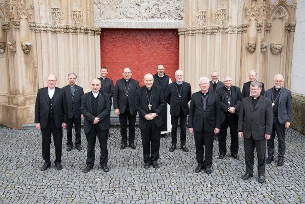 Die Bischöfe beim Treffen vor einem Jahr in Mariazell.apa/kathpress/josef Kuss