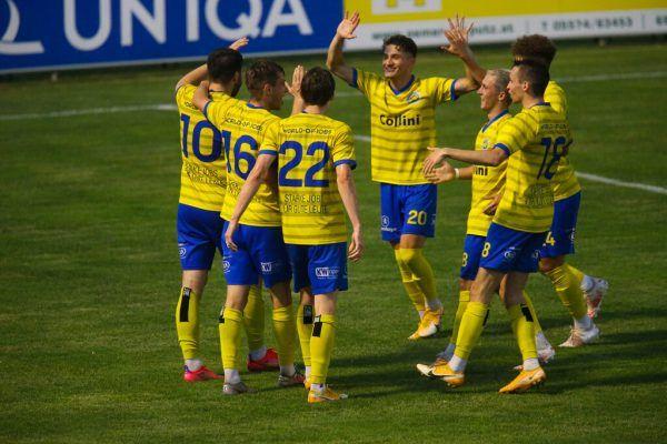 Die Emser konnten gestern einen souveränen 4:0-Sieg in Lauterach bejubeln.Klaus Hartinger