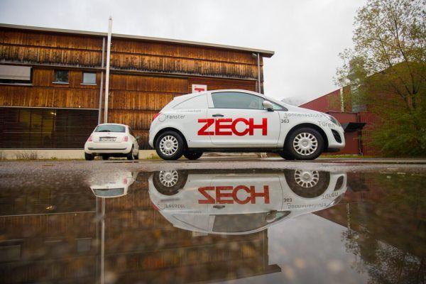 Die Firma Zech Fenster hat Konkurs angemeldet.Hartinger
