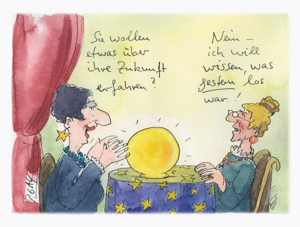 Dornbirner Demenztafel. Peter Gaymann