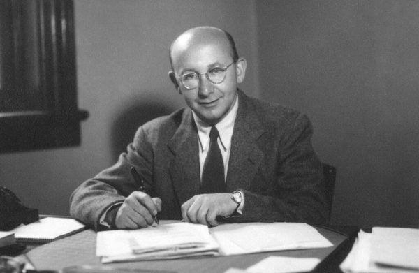 Ernst Papanek. VEranstalter
