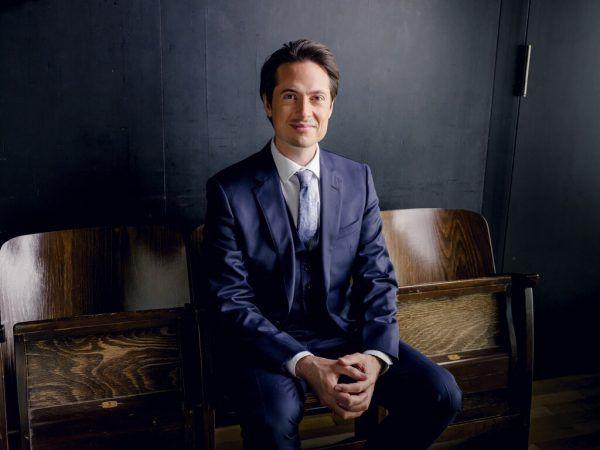 Hat lange warten müssen: Chefdirigent Leo McFall.Thomas Schrott