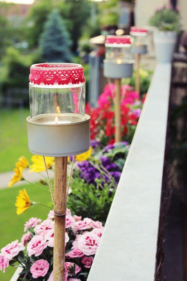 Ideal, wenn wir im Sommer gerne länger draußen sitzen.Jasmine Hörhager (3)