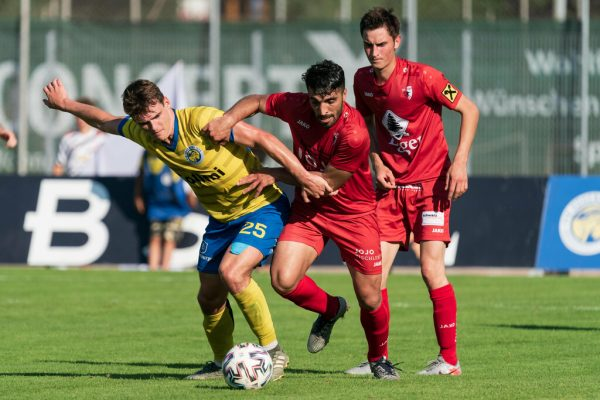Im Halbfinale kegelten die Egger den großen Favoriten VfB Hohenems aus dem Bewerb.stiplovsek