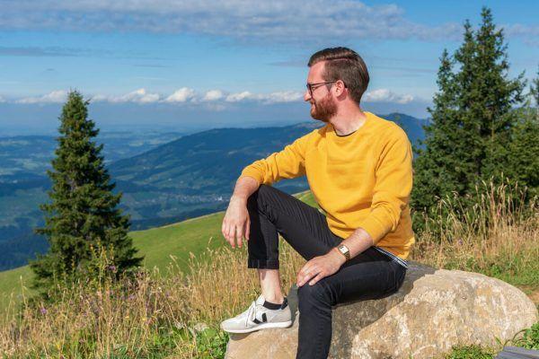 In den vergangenen Jahren hat sich in Vorarlberg vieles zum Positiven für die LGBTIQ-Community verändert, glaubt Johannes Gasser.Stiplovsek, Hartinger