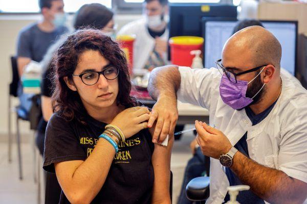 In Israel wurden bereits Anfang Juni die ersten Jugendlichen geimpft. In Vorarlberg ist es dieses Wochenende so weit.