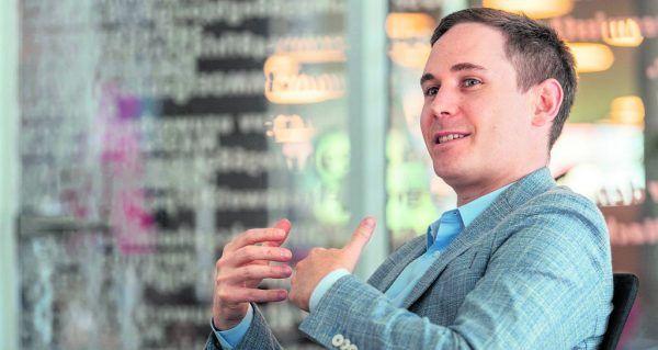 """In Zeiten der Pandemie wollte Lidl-Österreich-Chef Alessandro Wolf für seine Mitarbeiter da sein: """"Wir haben nicht nur die Prämien bezahlt, sondern auch das Mindestgehalt erhöht.""""Jürgen Fuchs"""