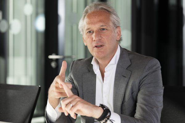 IV-Präsident Martin Ohneberg kritisiert die Grünen und fordert den Bau der S18.Fasching