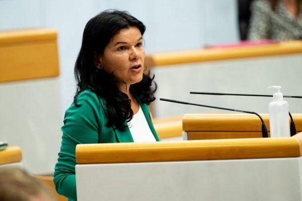"""""""Kein Punkt und kein Beistrich durfte verändert werden"""", sagte Sandra Schoch (Grüne) über die Gespräche mit der ÖVP.Serra"""
